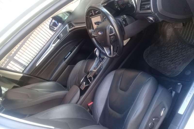 2015 Ford Fusion 2.0T Titanium