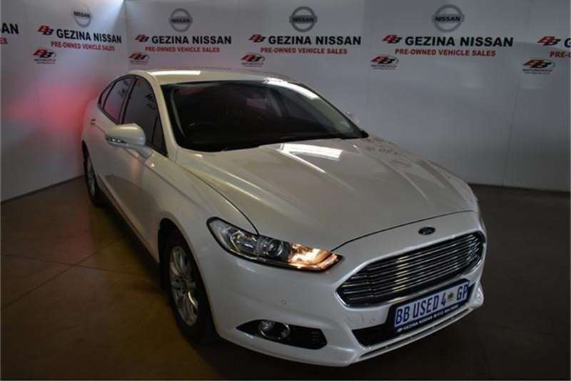 2016 Ford Fusion 1.5T Trend