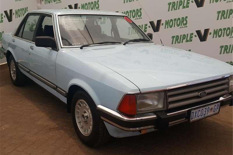 Ford Granada 3.0 GLE 1983