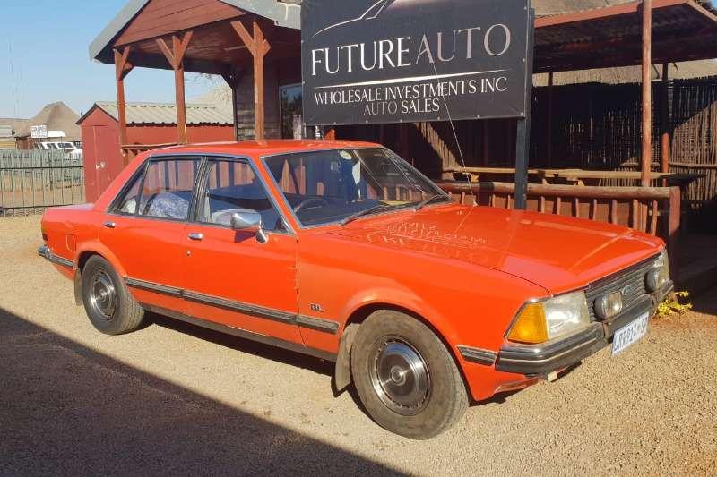 Ford Granada 30. V6 Auto 1974