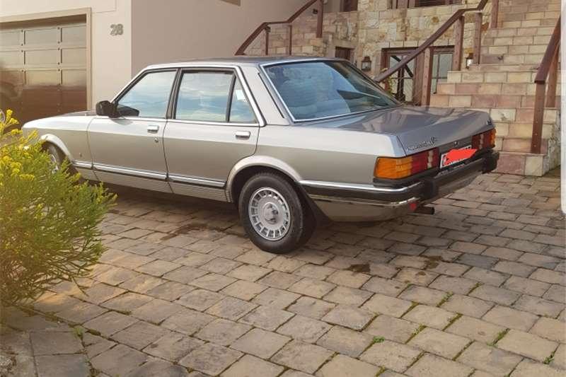Ford Granada Ghia 1985