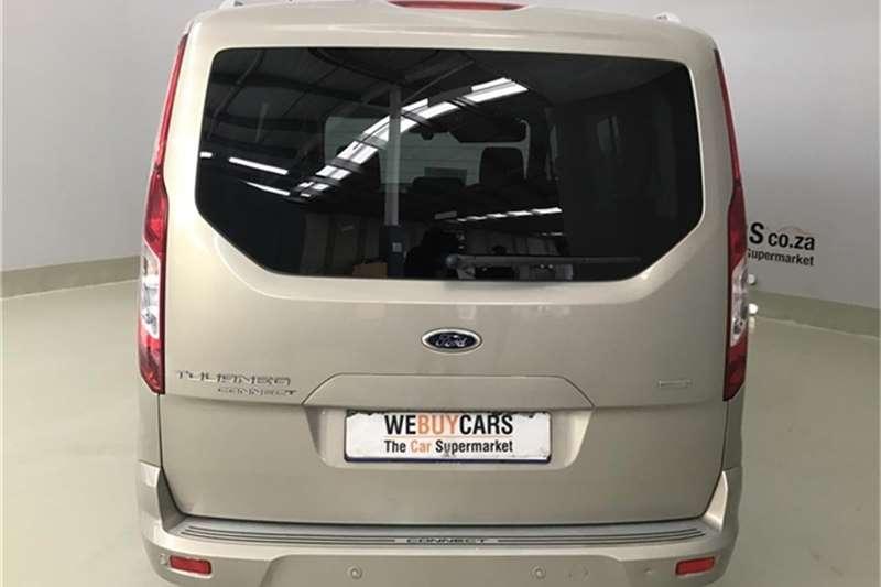 Ford Grand Tourneo Connect 1.6T Titanium auto 2015