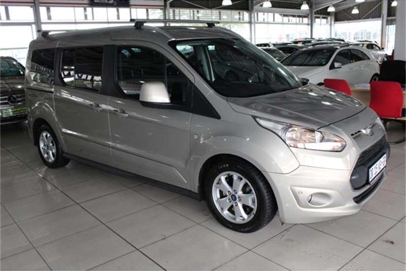 2015 Ford Grand Tourneo Connect 1.6T Titanium auto