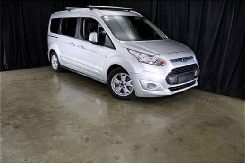 2016 Ford Grand Tourneo Connect 1.6TDCi Titanium