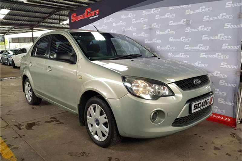 Ford Ikon 1.6 Ambiente 2015