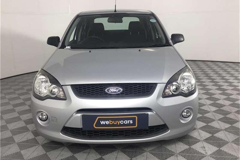 Ford Ikon 1.6 Ambiente 2015