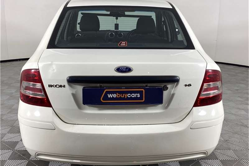 2015 Ford Ikon Ikon 1.6 Ambiente