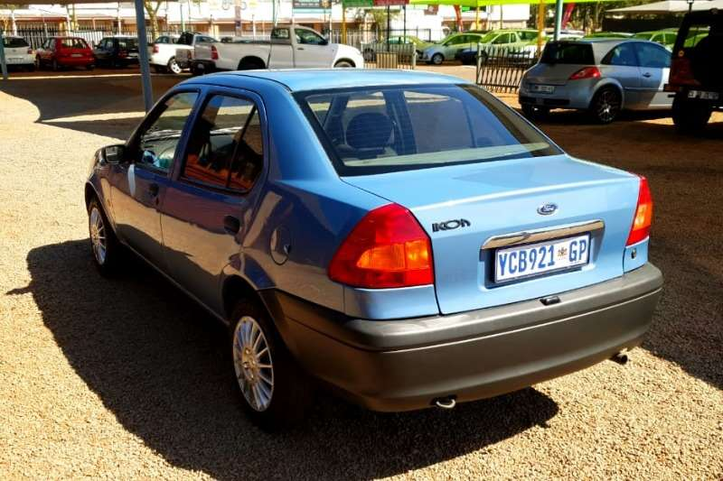 2005 Ford Ikon 1.6 Trend
