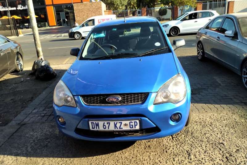2012 Ford Ikon 1.6 Trend