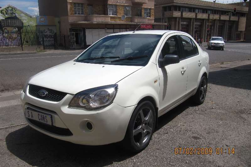 2009 Ford Ikon 1.6 Ambiente