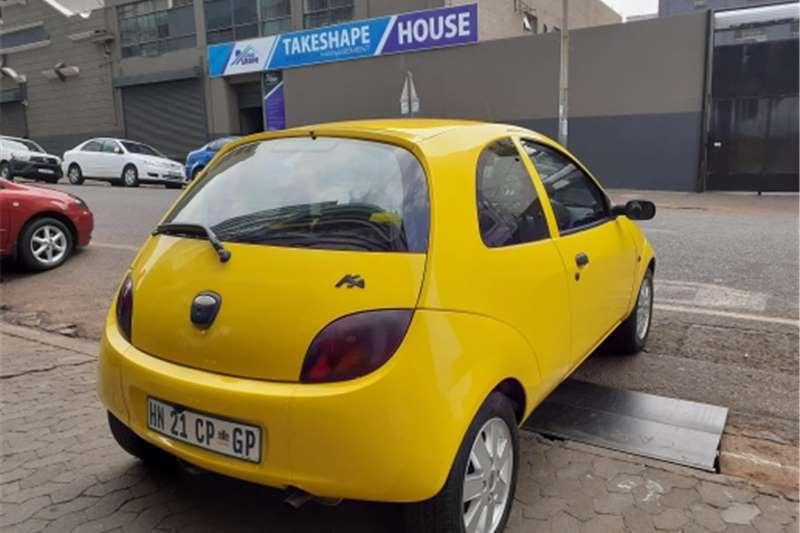 Used 2007 Ford KA