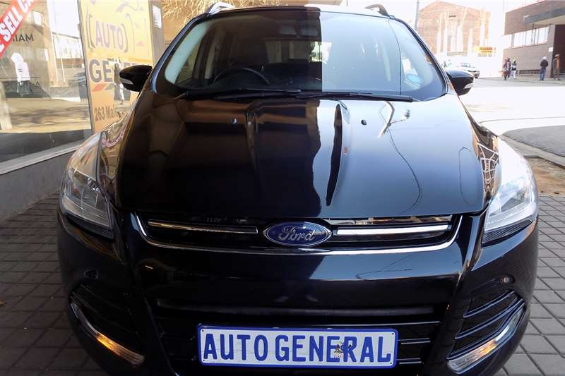 Ford Kuga 1.5 ECOBOOST AMBIENTE 2012