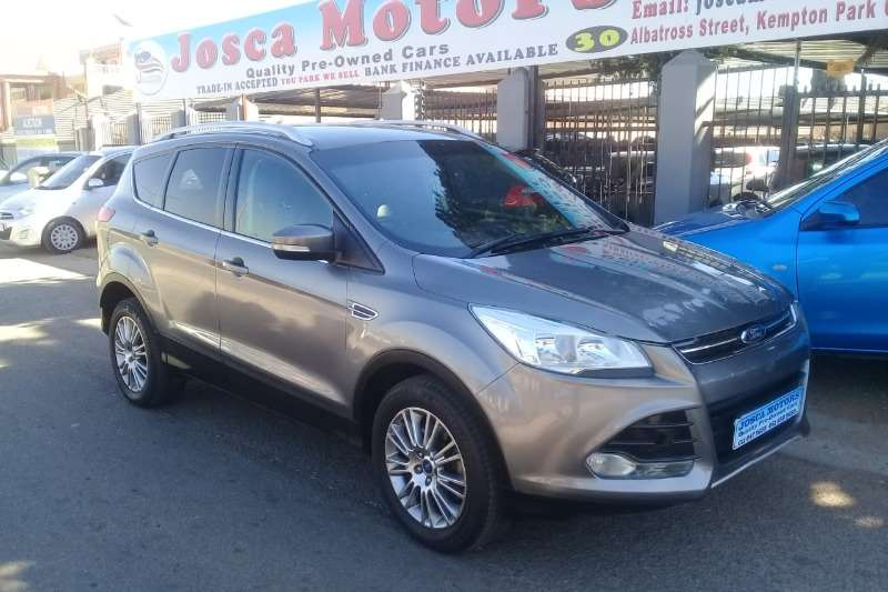 Ford Kuga 1.5 ECOBOOST AMBIENTE 2013