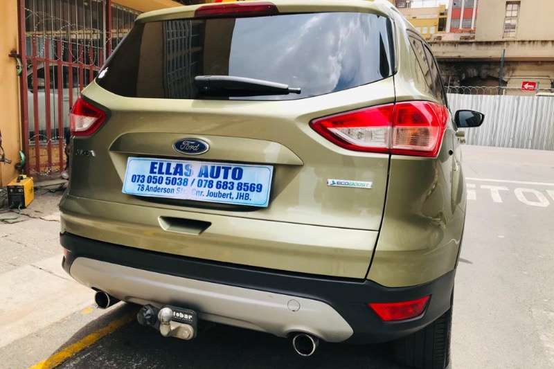 Ford Kuga 1.5 ECOBOOST AMBIENTE 2014