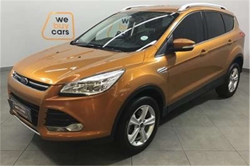 Ford Kuga 1.5 ECOBOOST AMBIENTE 2015