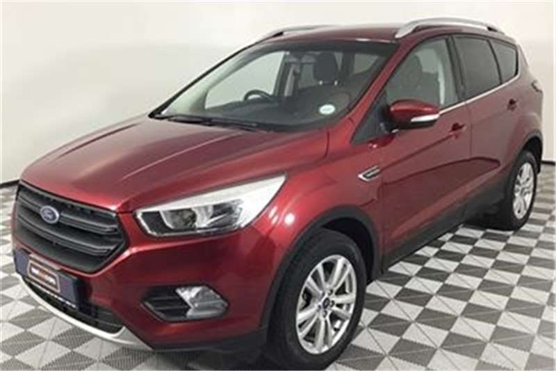 Ford Kuga 1.5 ECOBOOST AMBIENTE 2018