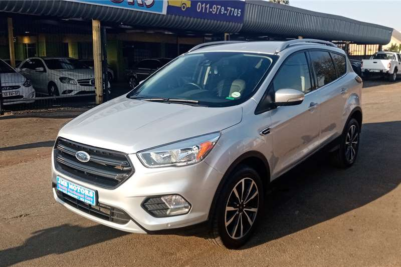 Used 2017 Ford Kuga KUGA 1.5 ECOBOOST AMBIENTE A/T