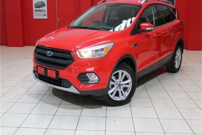 Ford Kuga 1.5 ECOBOOST AMBIENTE A/T 2018