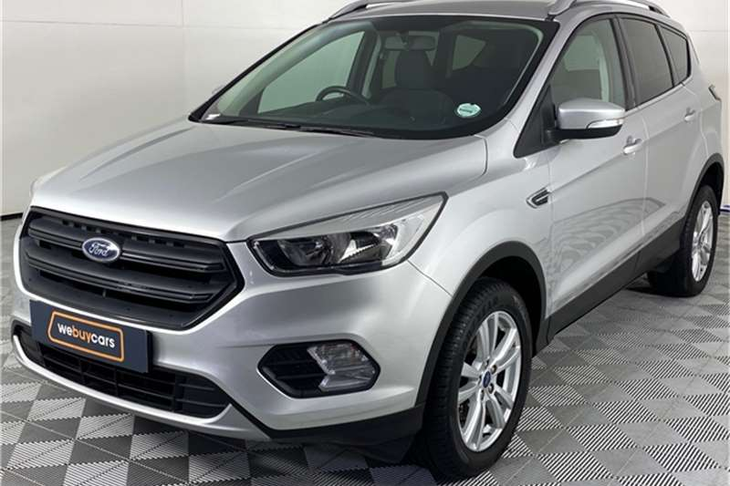 Used 2018 Ford Kuga KUGA 1.5 ECOBOOST AMBIENTE A/T
