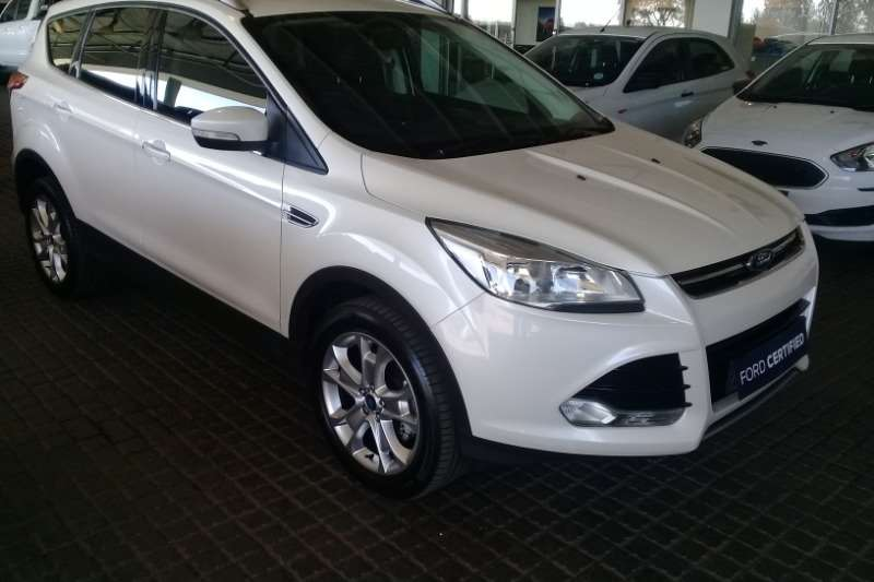 Ford Kuga 1.5 ECOBOOST TREND AUTO 2015