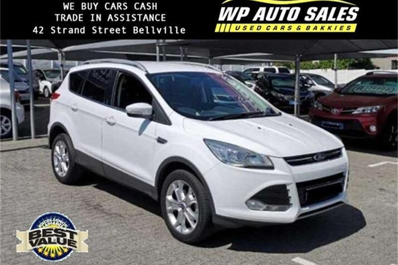 Ford Kuga 1.5 Ecoboost Trend Awd At 2015