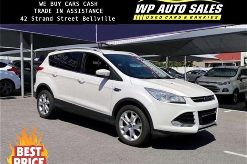 Ford Kuga 1.5 Ecoboost Trend Fwd 2014