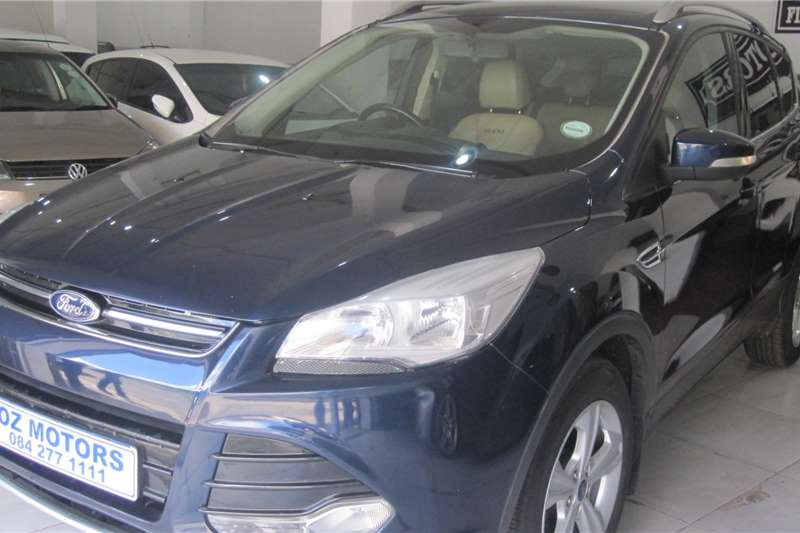 Ford Kuga 1.5T Ambiente 2013