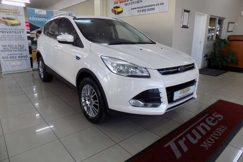 Ford Kuga 1.5T AWD Trend 2016