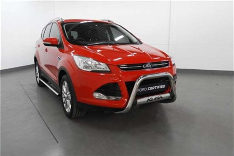 Ford Kuga 1.5T Trend 2016