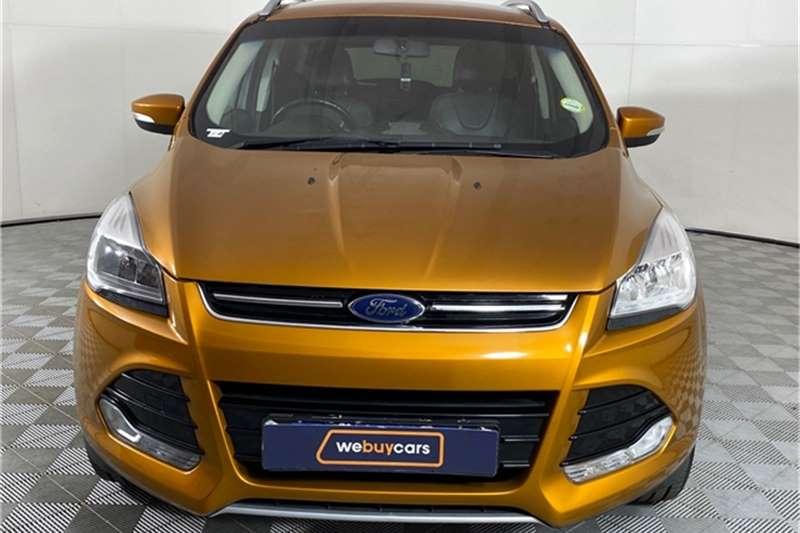 2016 Ford Kuga Kuga 1.5T Trend