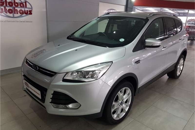 Ford Kuga 1.5T Trend auto 2016