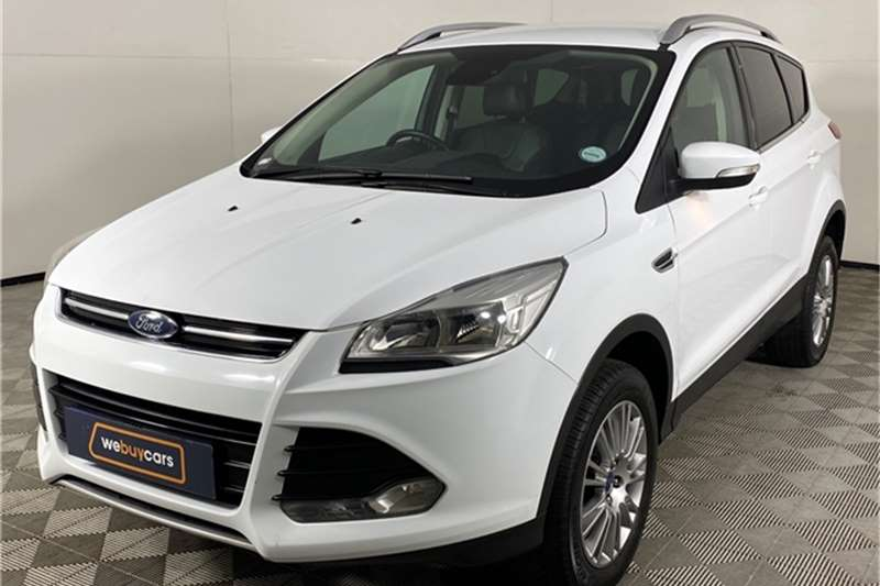 Used 2017 Ford Kuga 1.5T Trend auto