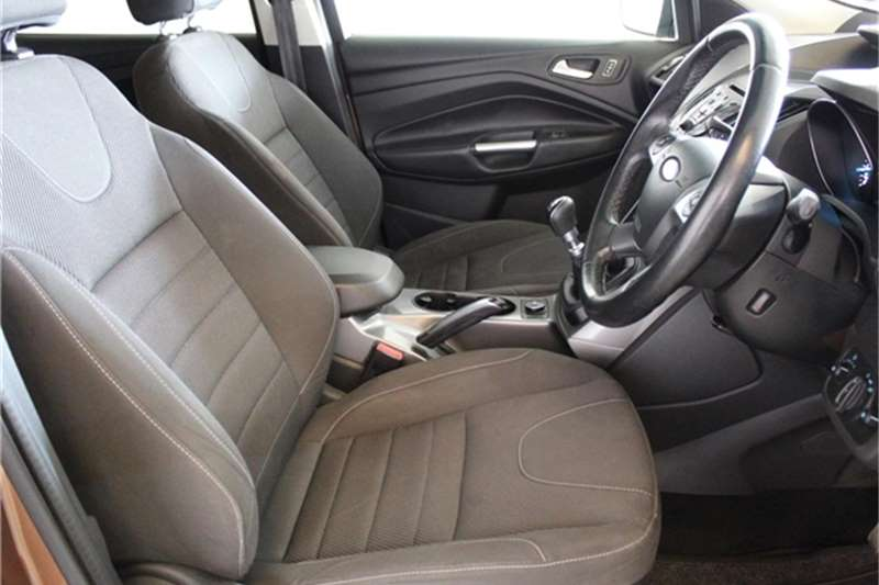 Ford Kuga 1.6T Ambiente 2013