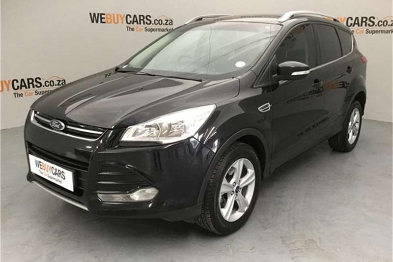 Ford Kuga 1.6T Ambiente 2014