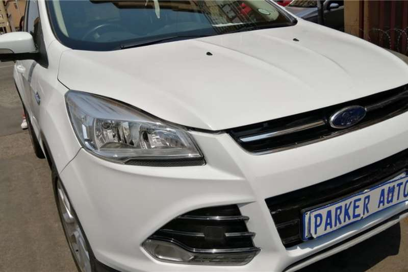 Ford Kuga 1.6T Ambiente 2015