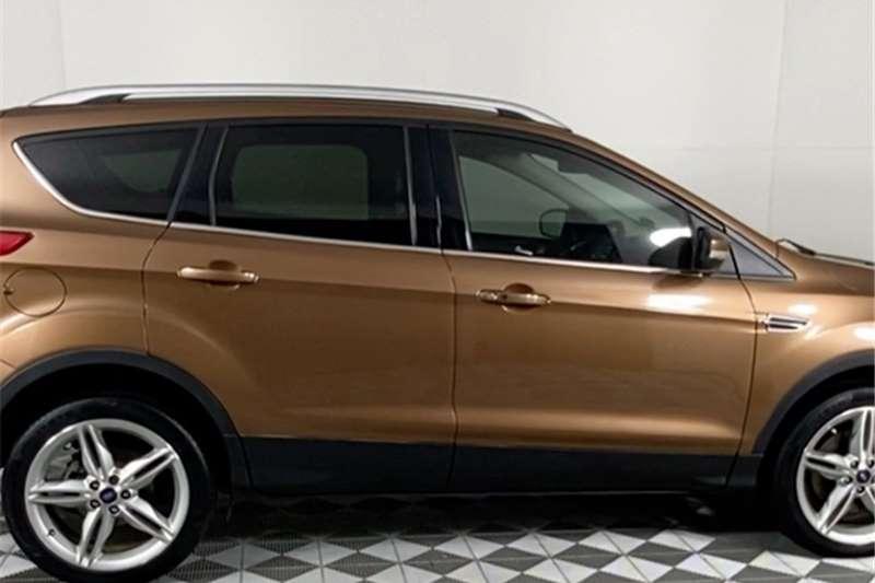 2013 Ford Kuga Kuga 1.6T AWD Titanium