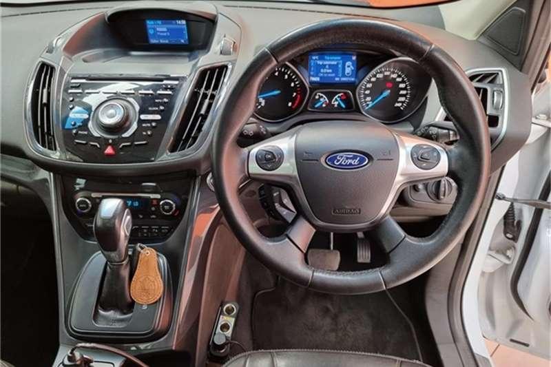 Used 2014 Ford Kuga 1.6T AWD Titanium