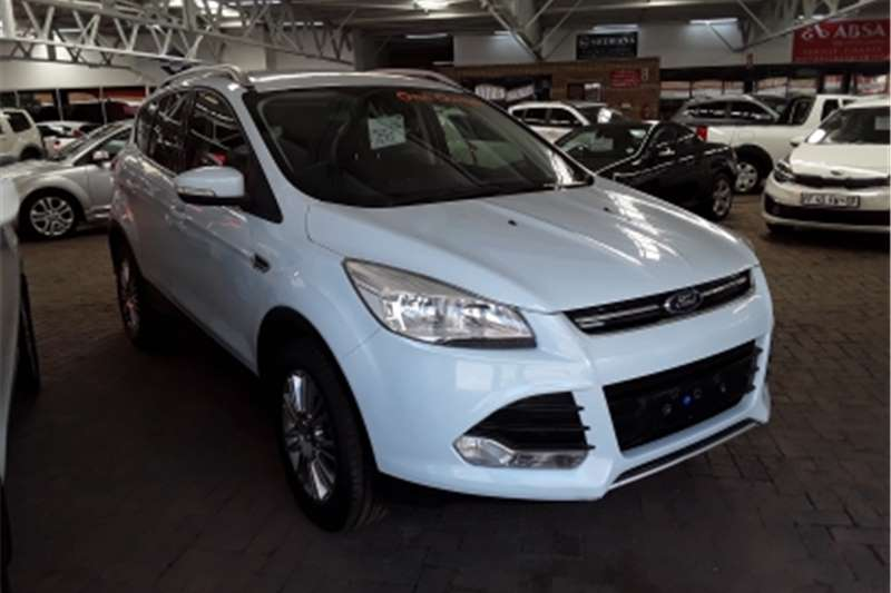 Ford Kuga 1.6T AWD Trend 2013
