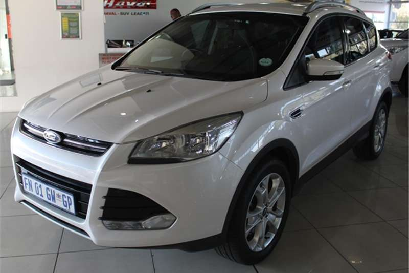 Ford Kuga 1.6T AWD Trend 2014