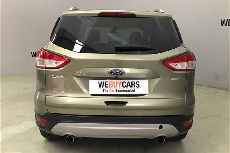 Ford Kuga 1.6T Trend 2013