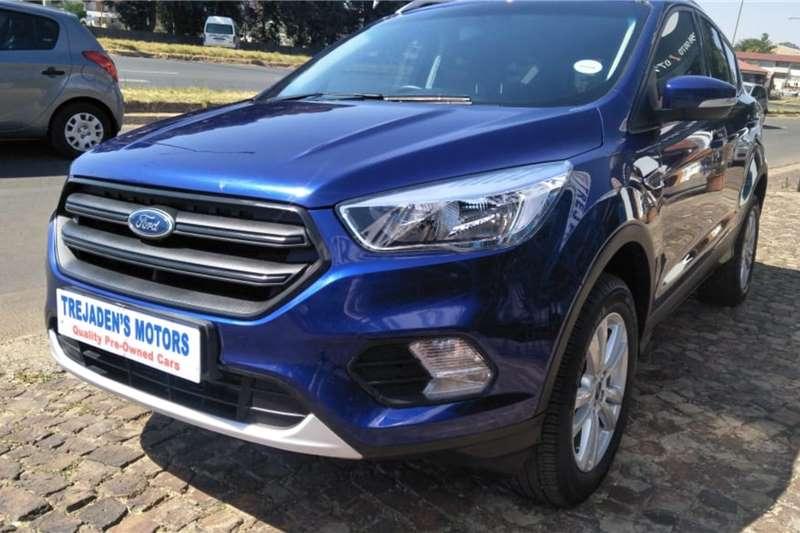 Ford Kuga 2.0 EcoBoost Tita\\ \dsznium AWD AT 2019