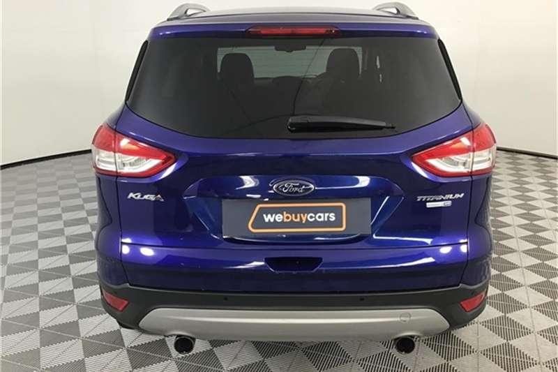 Ford Kuga 2.0 EcoBoost Titanium AWD AT 2015