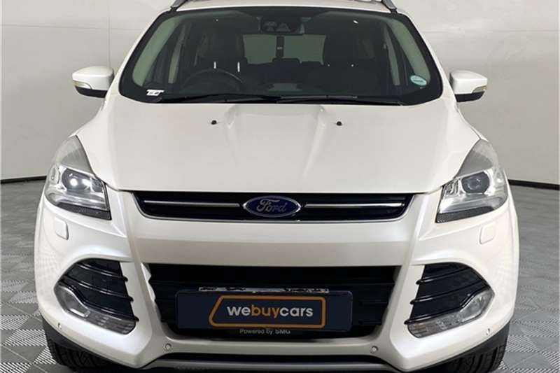 2015 Ford Kuga Kuga 2.0 EcoBoost Titanium AWD AT