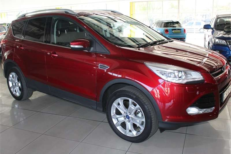 Ford Kuga 2.0 EcoBoost Titanium AWD AT 2016