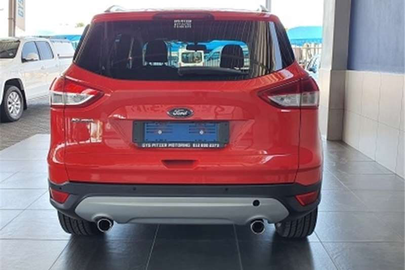 Ford Kuga 2.0 TDCI TREND AWD POWERSHIFT 2017
