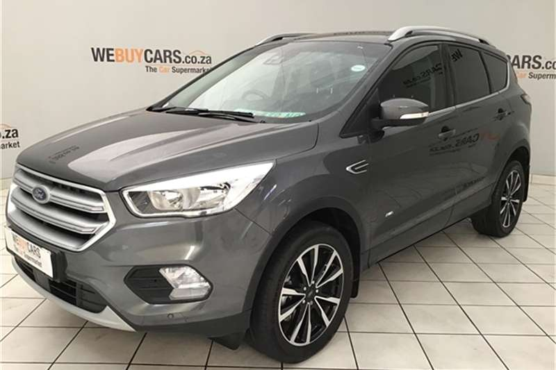 Ford Kuga 2.0 TDCI TREND AWD POWERSHIFT 2018