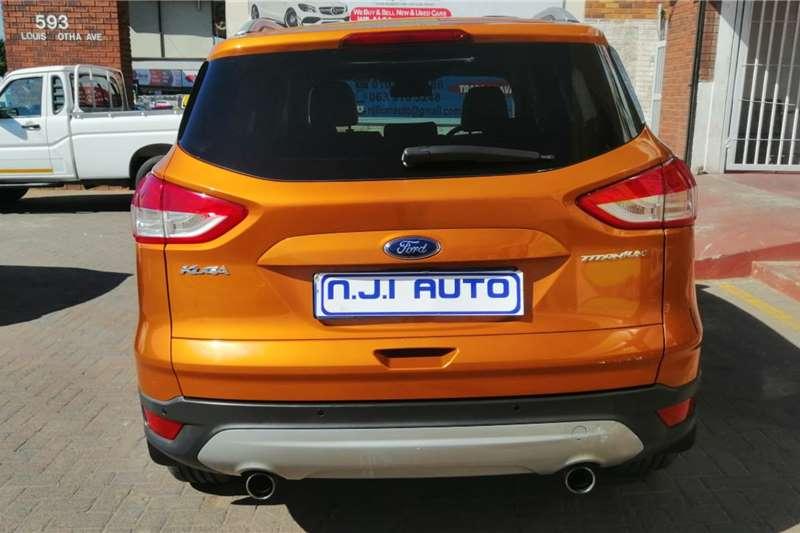 Used 2015 Ford Kuga 2.0T AWD Titanium