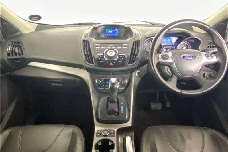 2015 Ford Kuga Kuga 2.0T AWD Titanium