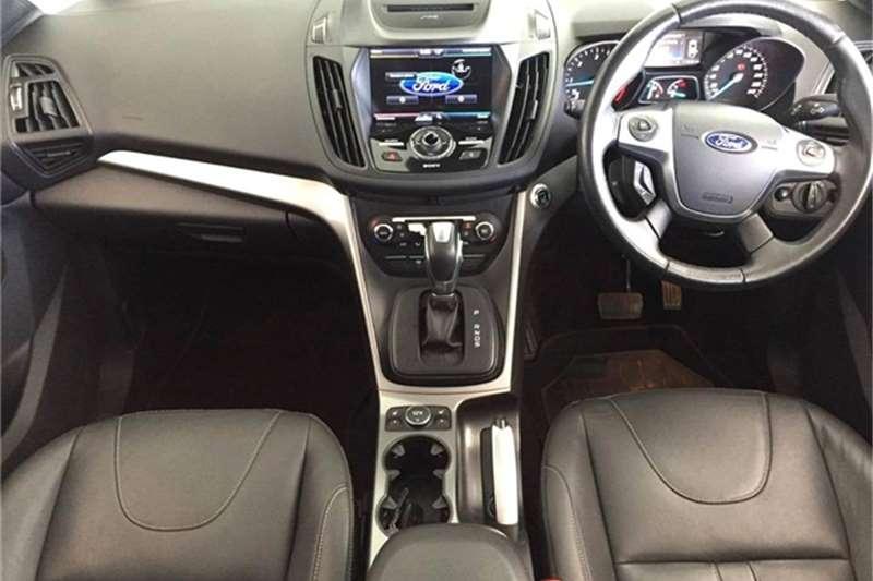 Ford Kuga 2.0T AWD Titanium 2016