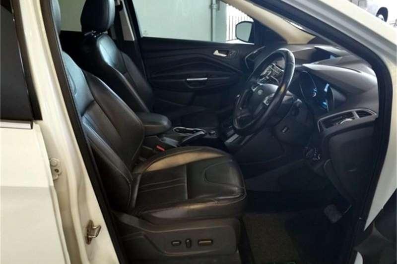 Ford Kuga 2.0TDCi AWD Titanium 2014